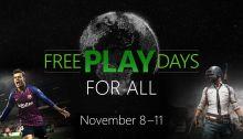 Jouez sur le Xbox Live gratuitement pendant tout le week-end !
