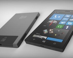 Microsoft travaillerait bien sur un nouveau mobile sous Windows 10