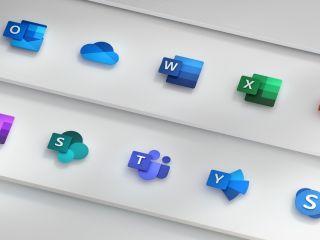 De nouvelles icônes pour Office et les applications natives de Windows 10