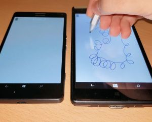 Microsoft travaillait bien sur un Windows Phone avec Surface Pen