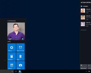 La nouvelle application LinkedIn arrive sur Windows 10