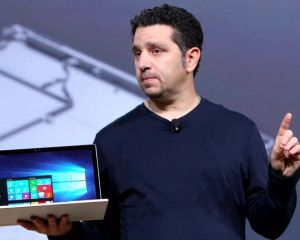 « Le futur de Windows est incroyable », selon Panos Panay