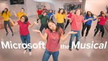 Microsoft se moque de Windows Phone et Vista dans une comédie musicale