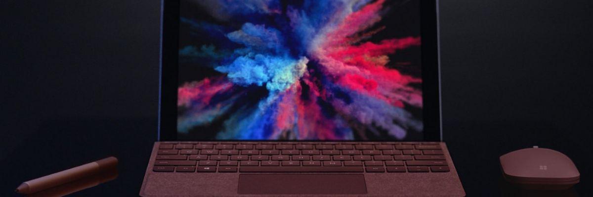 Nouvelle mise à jour Firmware pour la Surface Go