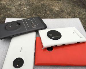 McLaren : plusieurs photos du successeur annulé du Nokia Lumia 1020