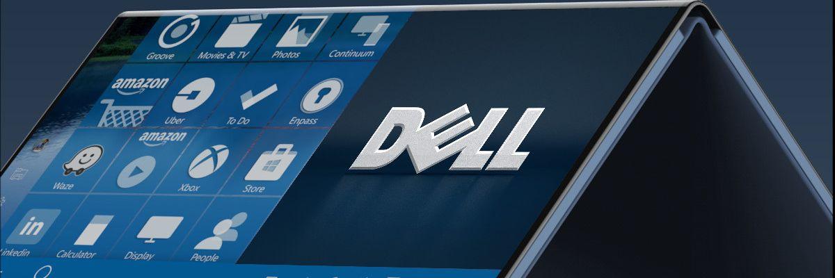 Dell préparerait-il aussi son « Surface Phone » ?