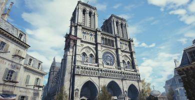 Assassin's Creed Unity est gratuit en ce moment suite à l'incendie de Notre-Dame