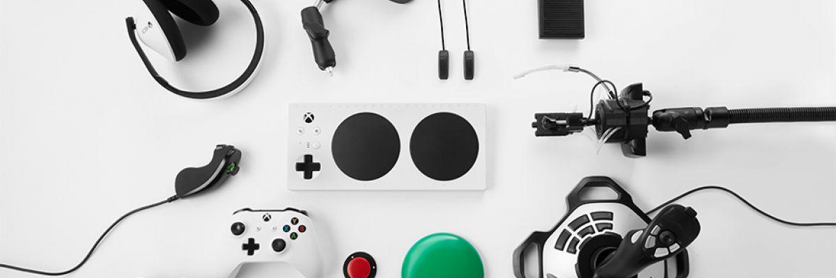 Microsoft officialise sa manette adaptative Xbox pour les personnes handicapées