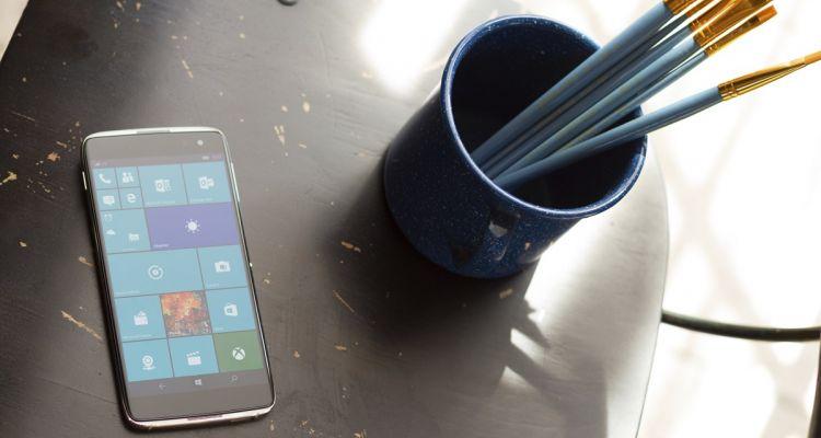 L'Idol 4 Pro sous Windows 10 Mobile arrive en France pour 599€