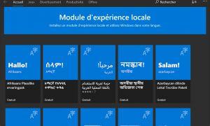 Tutoriel : comment changer la langue d'affichage de Windows 10 ?
