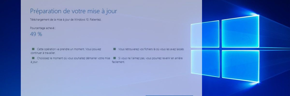 Windows 10 Creators Update est disponible dès maintenant !