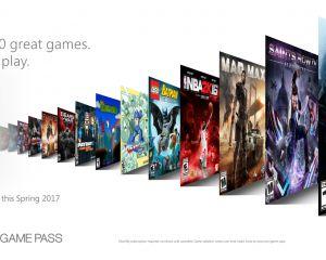 Liste complète des jeux Xbox Game Pass actuellement disponibles