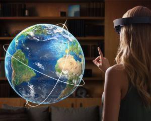 HoloLens : commercialisation en France et une seconde mouture présumée pour 2017