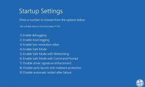 Comment démarrer son PC sous Windows 10 en mode sans échec ?