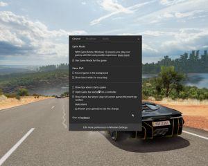 """Windows 10 : plus d'informations sur la fonctionnalité """"game mode"""""""