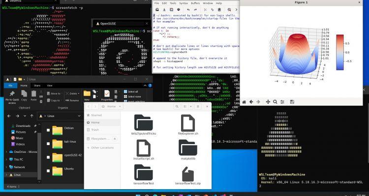 Le sous-système Linux pour Windows 11 (WSL) débarque dans le Microsoft Store