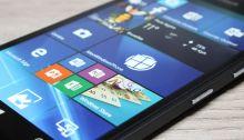 Mise à jour Windows 10 Mobile : la build 15254.582 apporte quelques correctifs