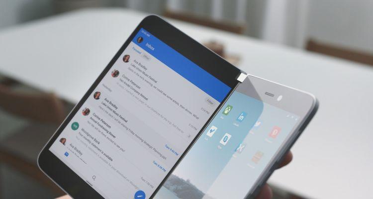 Microsoft Launcher 6.0 en Preview sur Android : un premier pas vers Surface Duo