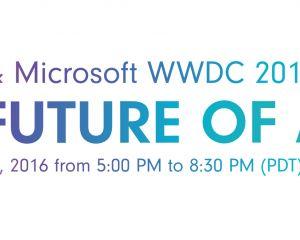 [Insolite] Microsoft proposera une conférence sur ses apps après la WWDC d'Apple