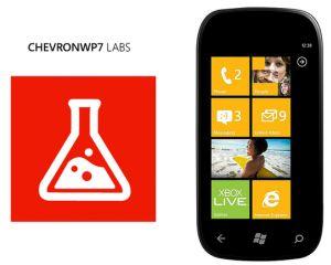 ChevronWP7 Labs, lancement pour bientôt !