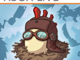 Chickens Can't Fly est le jeu Xbox LIVE de la semaine : preview [MAJ]