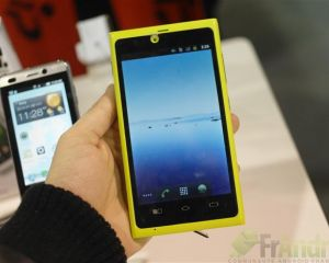 Le China-One Z500M: un clone des Nokia Lumia sous Android