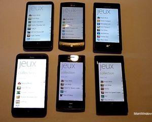 Comparatif des performances de six Windows Phone (Titan, Lumia, etc.)