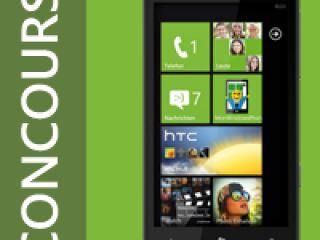 Concours : Gagnez un HTC Titan avec Mon Windows Phone