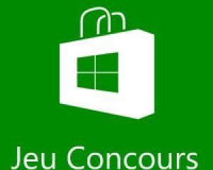 Jeu Concours : 15 cartes Windows Phone Store de 25€ à gagner