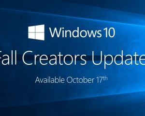 La Fall Creators Update est disponible aujourd'hui sur Windows 10 !