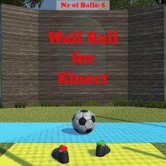 Wall Ball : un jeu de balle qui se joue à coup de capteur Kinect sur Windows 10