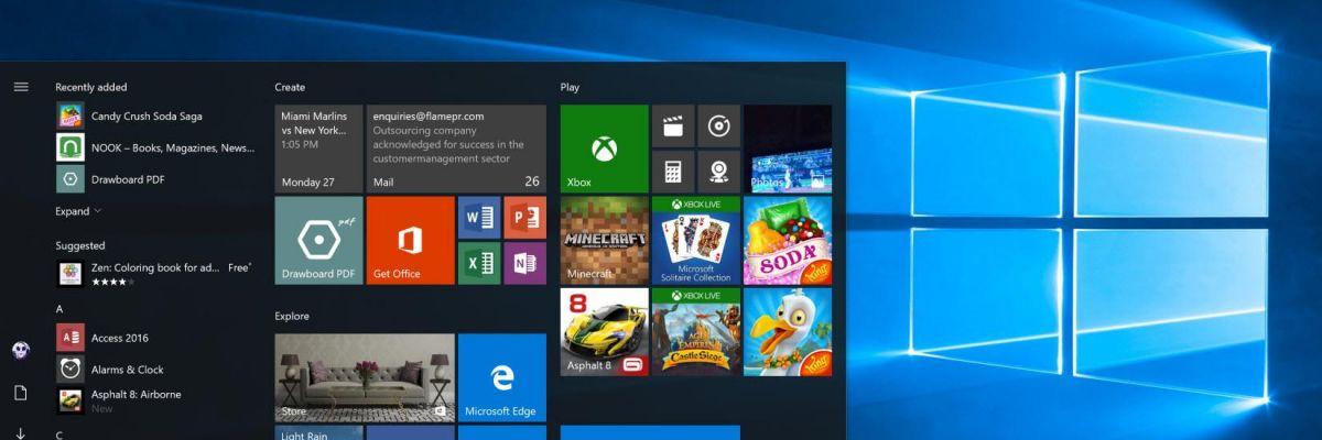Une sacrée belle mise à jour de Windows 10 vous attend si vous êtes Insider