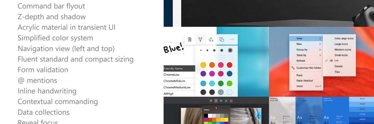 Windows 10 : l'interface va encore s'améliorer grâce au Fluent Design