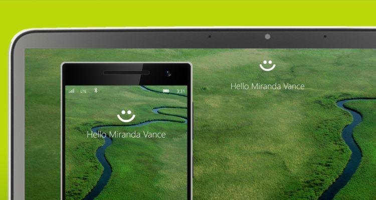 Windows 10 Mobile : bientôt d'autres Lumia avec la reconnaissance d'iris ?