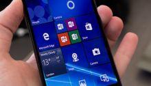 La Fall Creators Update commence à se déployer sur Windows 10 Mobile