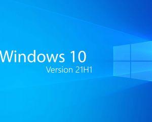 Windows 10, version 21H1 : les derniers bugs de la mise à jour sont corrigés