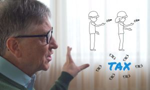 Bill Gates : « les robots devraient payer des impôts ! »