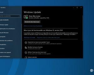 KB5003214 : une nouvelle mise à jour de Windows 10 est dispo !