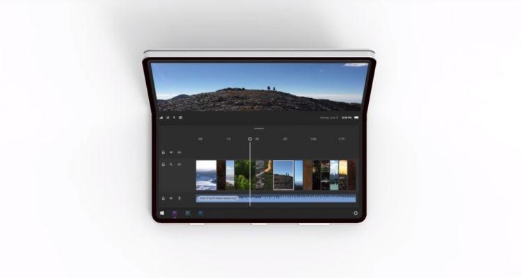 Concept : ce Surface Duo sous Windows 10 (Mobile ? X?) vous fait-il rêver ?