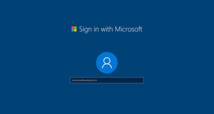 Se connecter avec Microsoft est (presque) imposé à l'installation de Windows 10