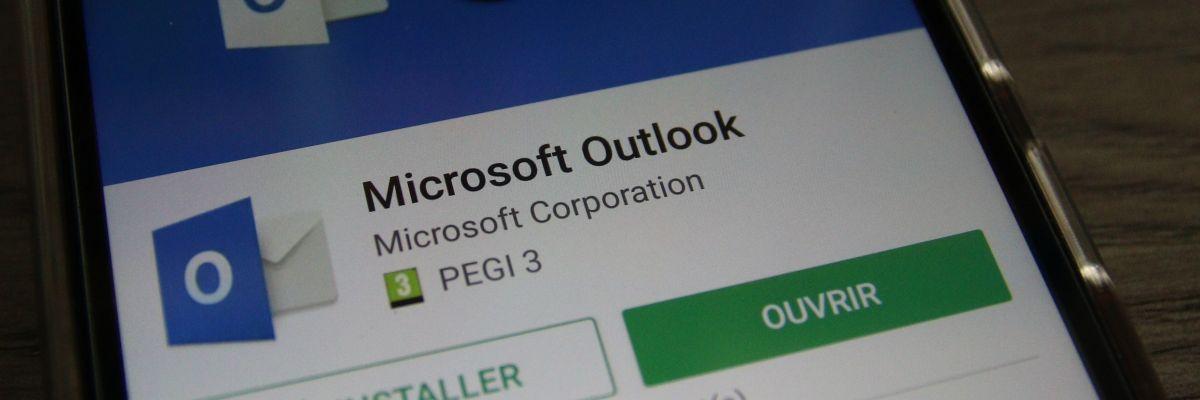 Outlook reçoit une belle mise à jour sur iOS et Android