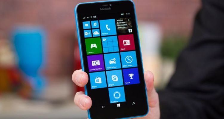 Nouvelle mise à jour Windows 10 Mobile pour les Insiders (build 15252)
