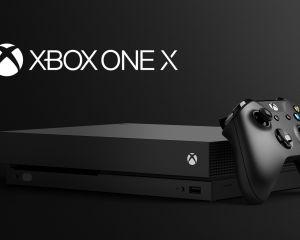 La Xbox One X passe à 399€ sur Amazon