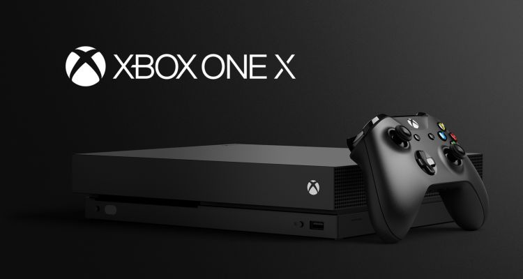 La Xbox One X passe à 399€ sur Amazon