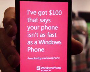 Windows Phone plus rapide que les autres smartphones (défi CES 2012)