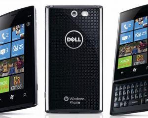 Dell arrête la production de Windows Phone