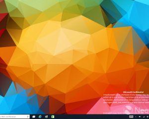 Windows 10, le build 9901 fuite sur le web : de nombreuses nouveautés