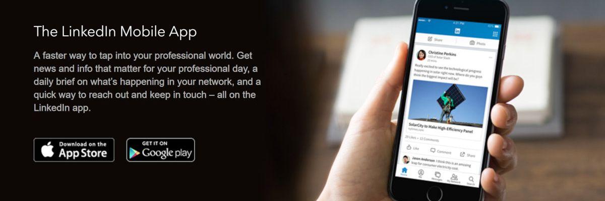 LinkedIn retire son application sur Windows Phone et Windows 10 Mobile