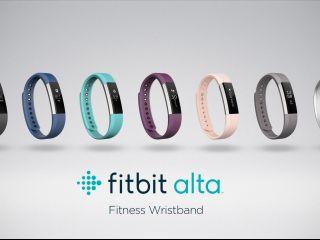 Après le Fitbit Blaze, voici déjà le Fitbit Alta, un bracelet pour 130 dollars