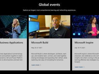 La BUILD 2021 de Microsoft se tiendra du 25 au 27 mai !